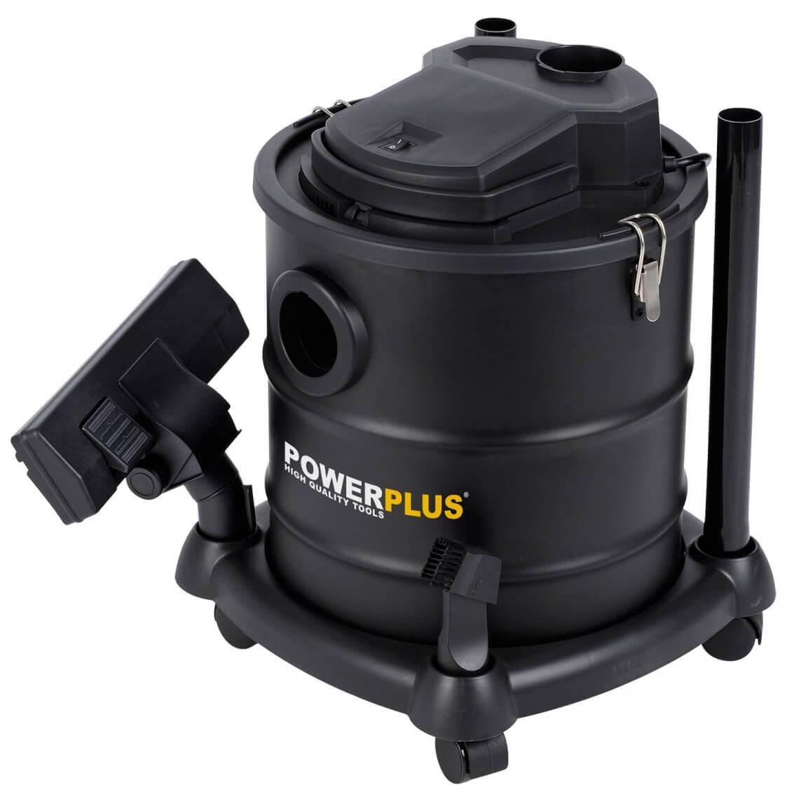 Aspirateur sans sac pour cendres : PowerPlus POWX308 Kazaalite