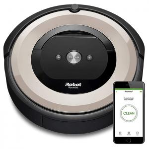 aspirateur robot en acier iRobot Roomba e5152