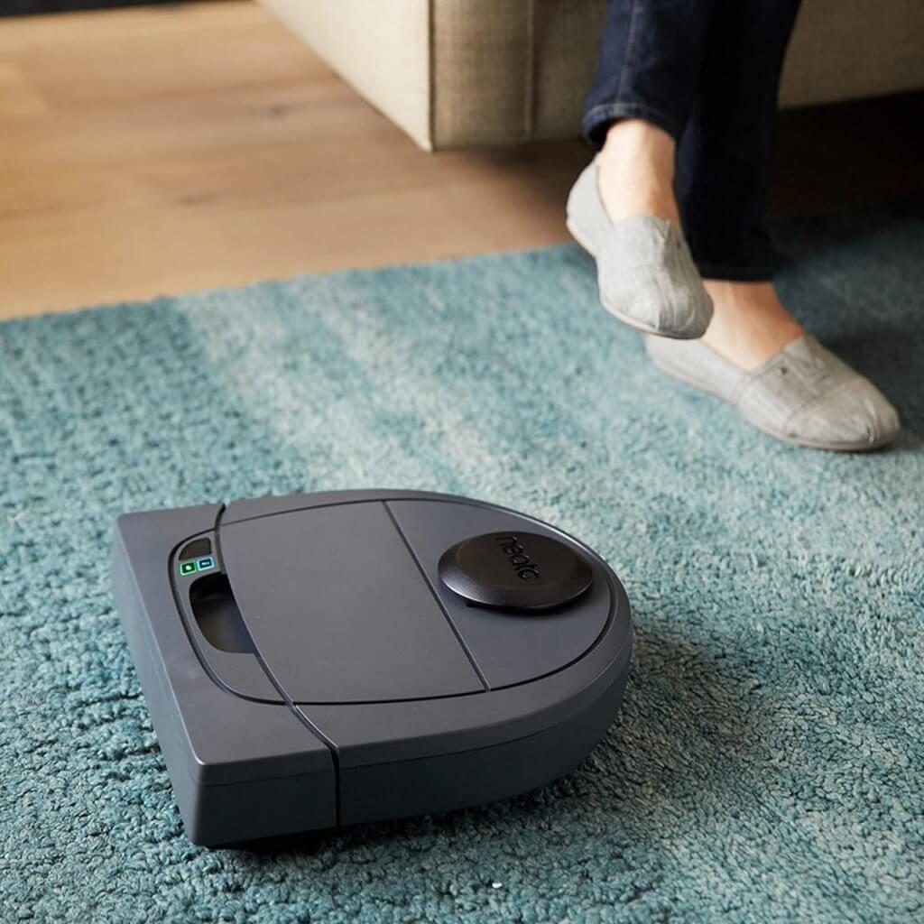 aspirateur robot pour tapis