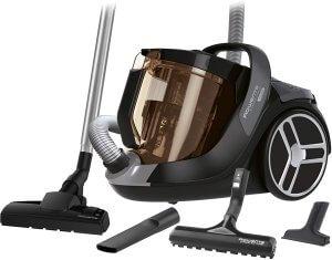 aspirateur sans sac Silence Force Cyclonic RO7230EA de Rowenta