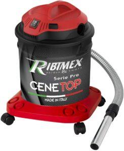 aspirateur à cendres professionnel Cenetop de Ribimex