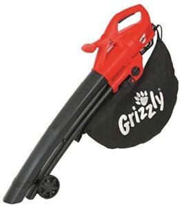 aspirateur à feuilles électrique ELS 2614-2 E de Grizzly