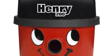 Aspirateur Numatic Henry HVR 200